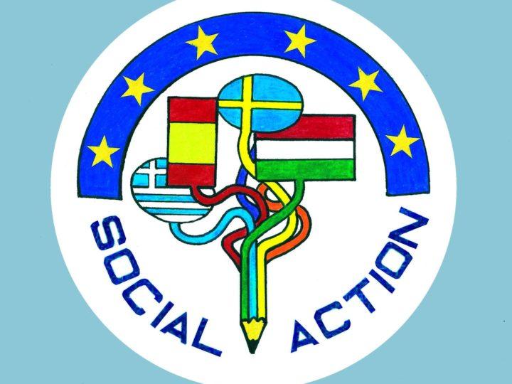 """Ολοκλήρωση του διακρατικού ευρωπαϊκού προγράμματος Erasmus+ KA229 """"Educating Citizens""""."""