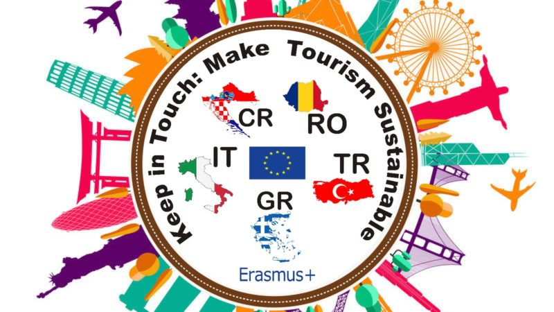 "Tο Βενετόκλειο – 1ο ΓΕΛ Ρόδου συμμετέχει σε ευρωπαϊκό πρόγραμμα Εrasmus+ με θέμα τη ""βιώσιμη τουριστική ανάπτυξη""."
